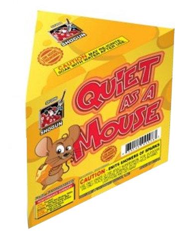 Quiet As A Mouse (Noiseless) [24/1]