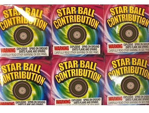 Star Ball Contribution - Medium [36/6]