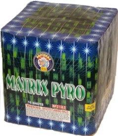 Matrix Pyro [12/1]