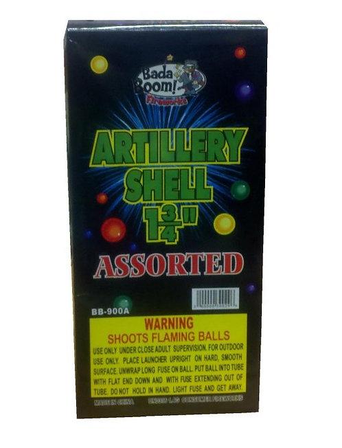 Premium Artillery Shells