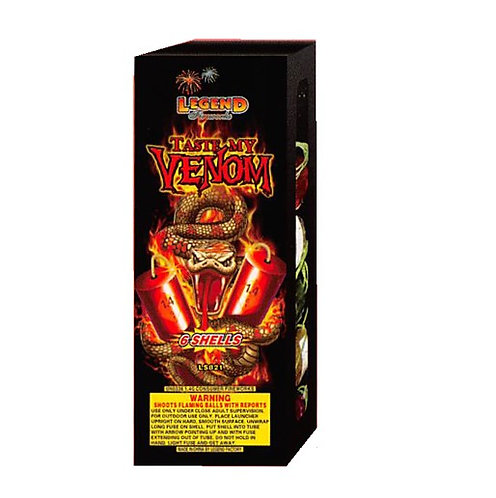 Taste My Venom (6-Pack)