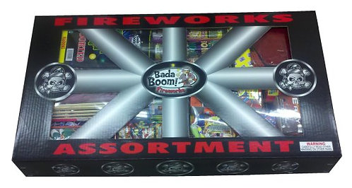 Bada Boom Assortment Tray