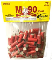 M-90 Supercharged Ground Salutes