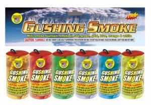 Gushing Smoke [24/6]