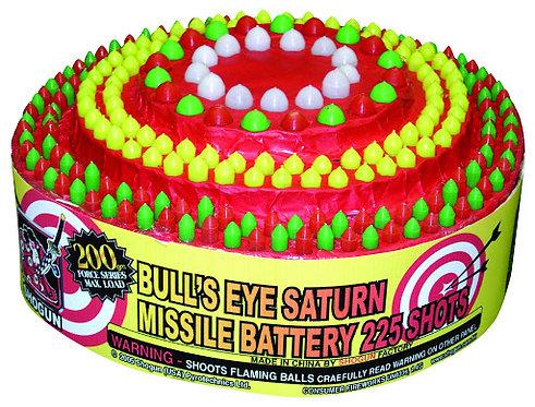 225 Shot Bull's Eye Saturn Missile Battery