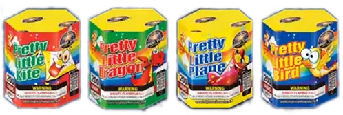 Pretty Little Flyers - Assortment