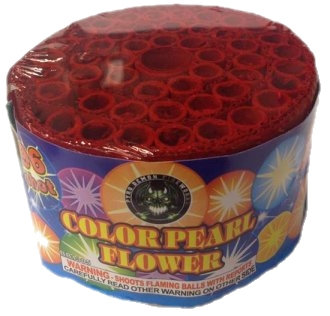 96 Shot Color Pearl Shell [40/1]