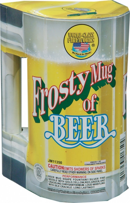 Frosty Mug Of Beer