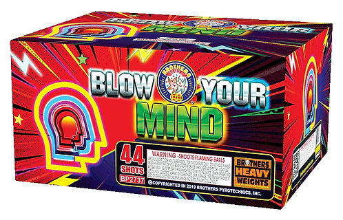 Blow Your Mind [4/1]