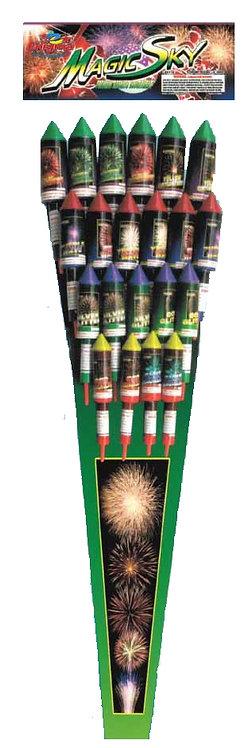 Magic Sky Rocket Assortment
