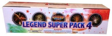 Legend Super Pack 4 - Assortment