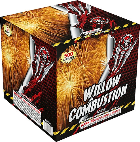 Willow Combustion [4/1]
