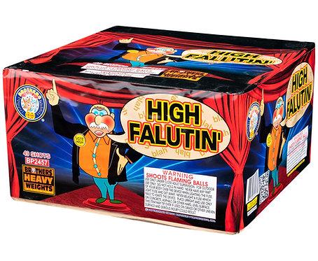 High Falutin' [4/1]