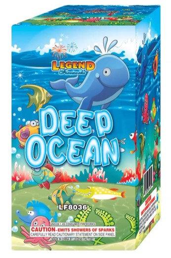 Deep Ocean (Noiseless)