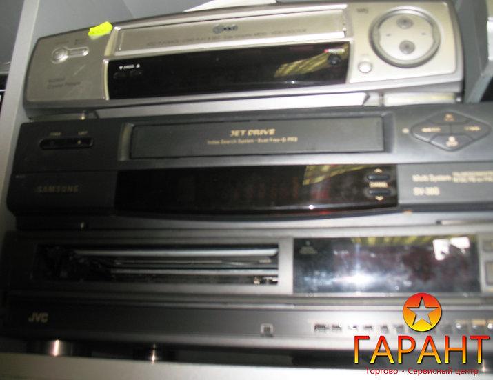 VHS плеер от 400 до 1500 рублей