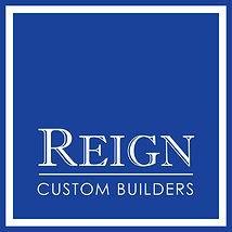 Reign Custom Home Builder Logo