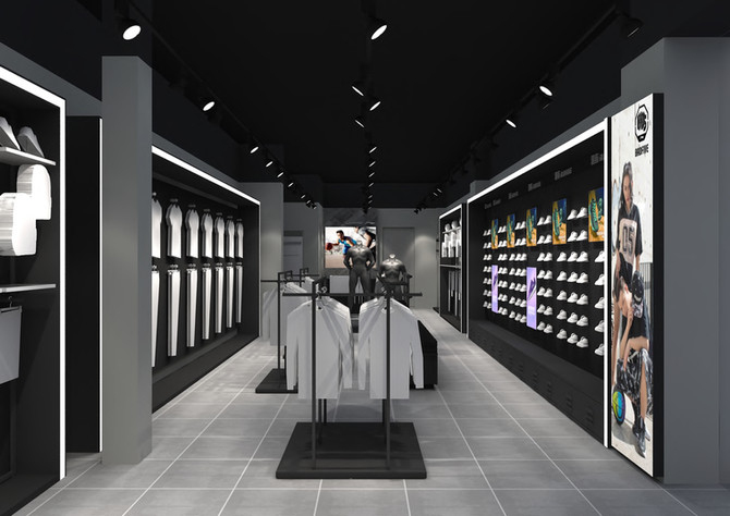 Li-Ning Launches First Retail Showrooms in Canada