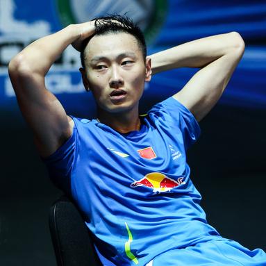 Zhang Nan World & Olympic Champion
