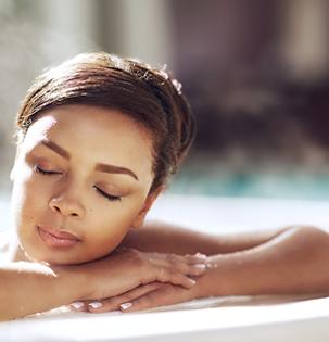 hot tub reduce headaches