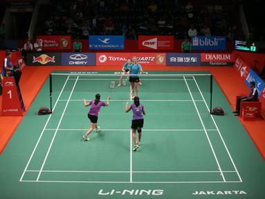 Badminton Courts for Outdoor Badminton Play