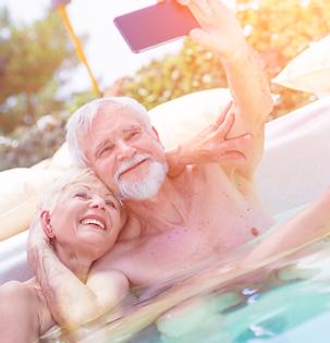hot tub releive arthritis