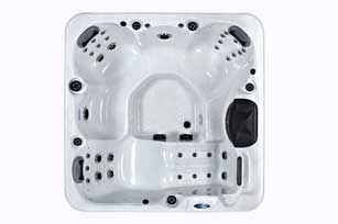 hot tubs sault ste marie top view