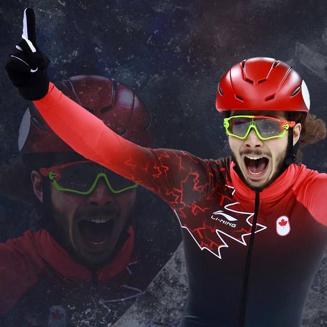 Canada's speed skating team members post FANTASTIC Olympic performance!