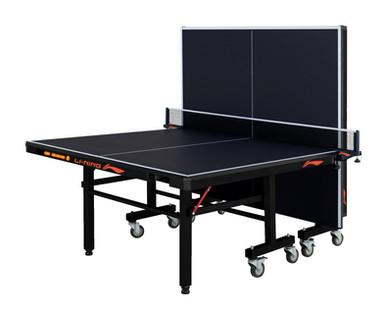 Li-Ning Offers New Black Ping Pong Tables