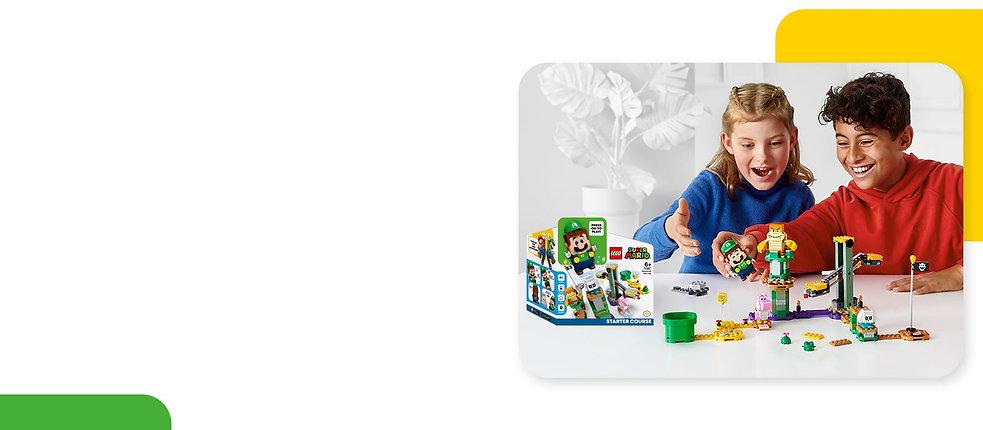 LEGO Super Mario Big Map