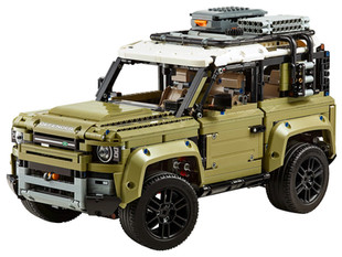 Pencinta Land Rover harus punya LEGO ini