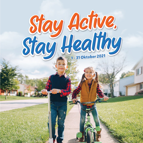 Stay Active Stay Healthy