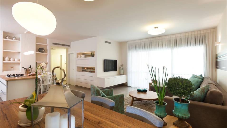 עיצוב דירה ברמת השרון