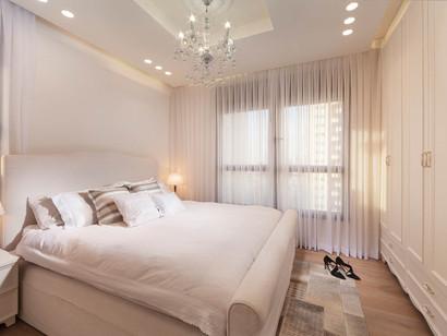 מאירים זרקור על תאורת הקריאה בחדר השינה