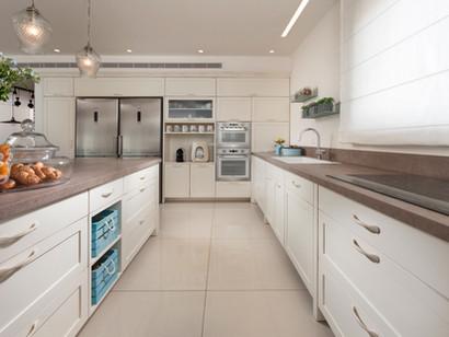 לתת מרחב לכיור המטבח