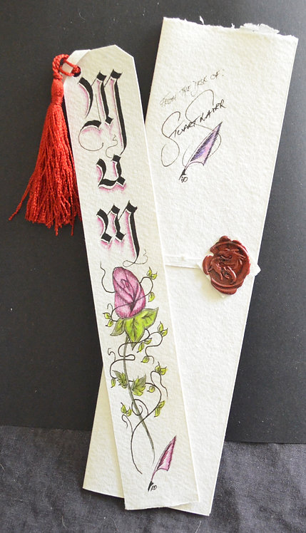 Mothers Day Bookmark h
