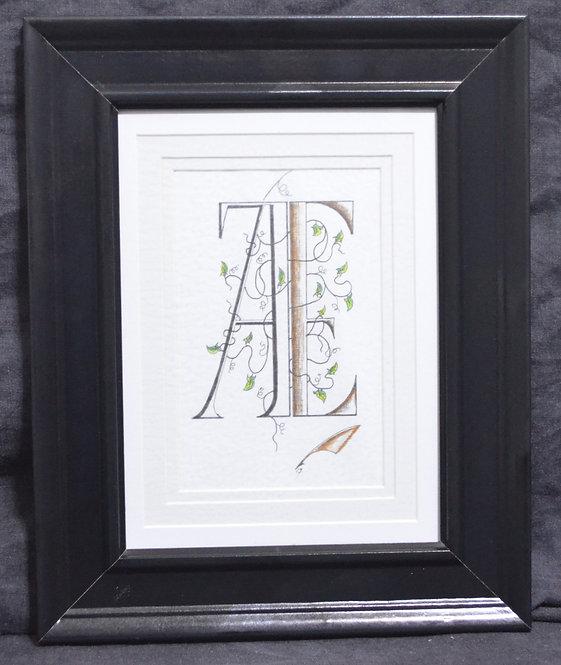 Monogram AE