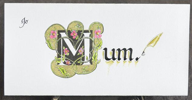 To Mum