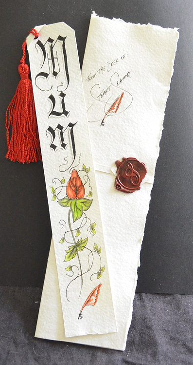 Mothers Day Bookmark i