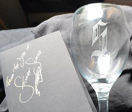 Wine Glass S.