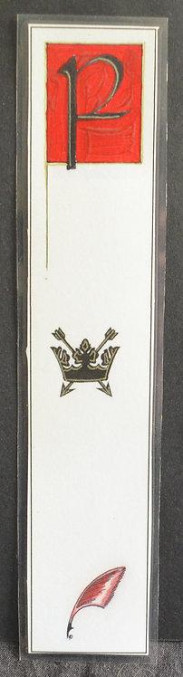 Uncial R Crown