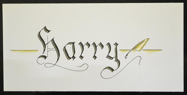 Harry (G)