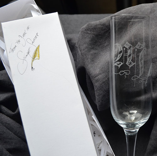 Champagne Flute M.