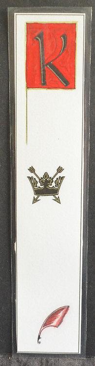 Uncial K Crown