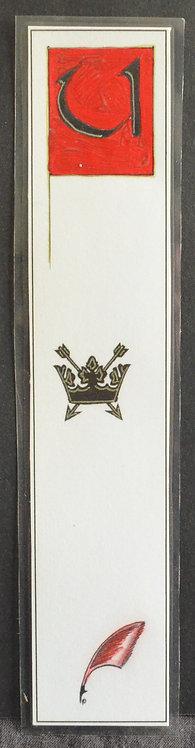 Uncial U Crown