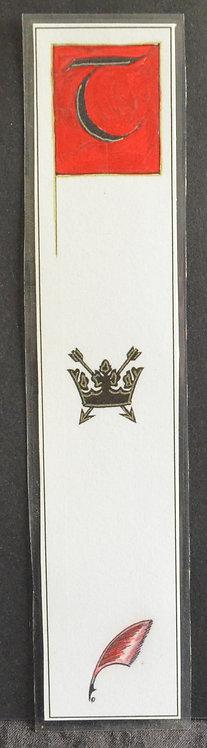 Uncial T Crown