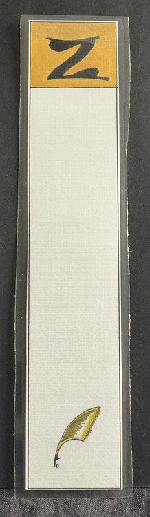 Versal Z Linen