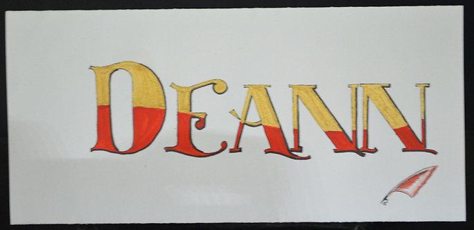 Deann