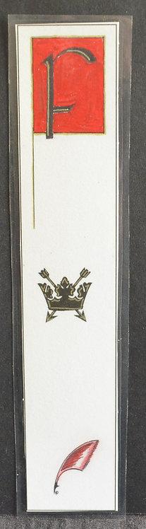 Uncial F Crown
