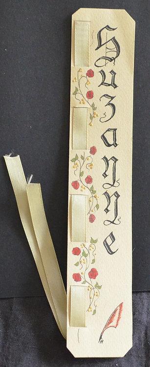 Suzanne w/Laced Ribbon