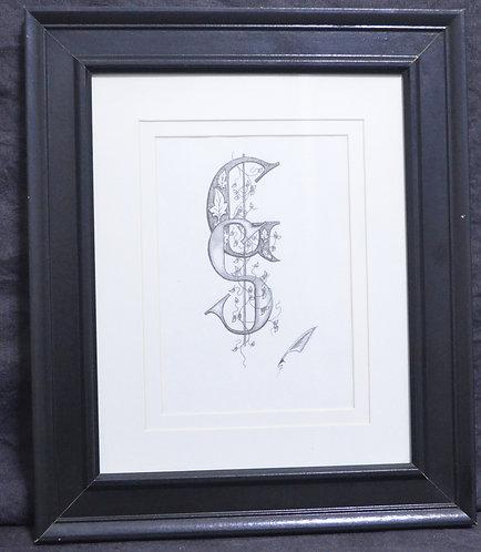 A4 Monogram GS